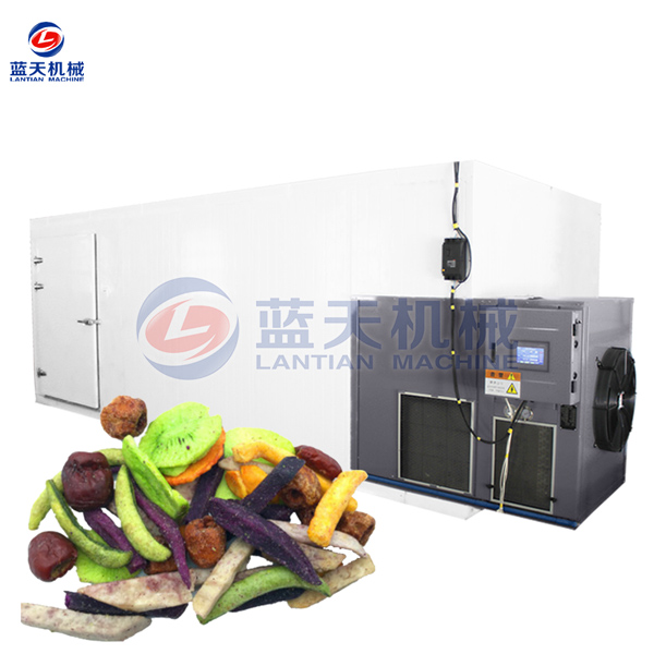 potato drying machine