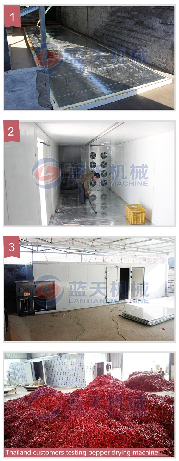 pepper drying machine for sale