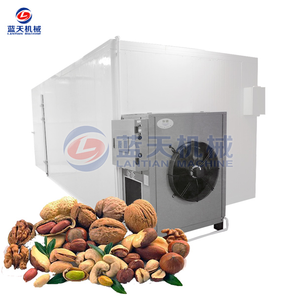 Nuts Dryer Machine