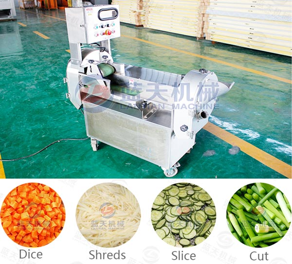 Working principle of cutting machine