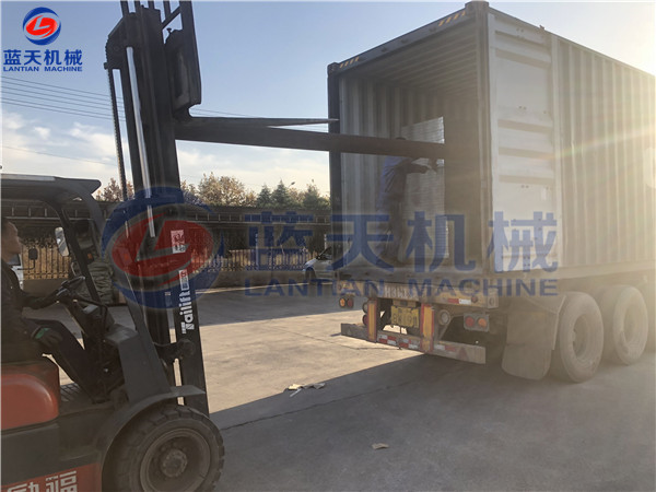 Shipping To Korea_Henan Lantian Machinery Manufacturing Co